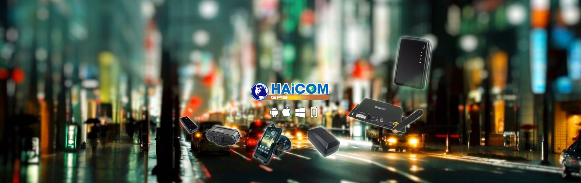 Image 2 - HAICOM GPS - GPS, Localizador, Localizadores, Rastreadores,  Lapas o Balizas, Cajas Estancas, Baterias, Antenas, Plataforma GPRS Gratis, y Sistemas de localizacion GPS Satelital - haicom-gps.com