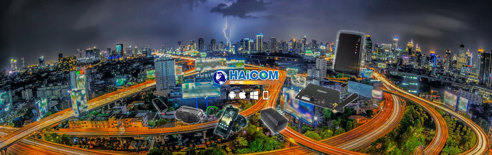 Image 3 - HAICOM GPS - GPS, Localizador, Localizadores, Rastreadores,  Lapas o Balizas, Cajas Estancas, Baterias, Antenas, Plataforma GPRS Gratis, y Sistemas de localizacion GPS Satelital - haicom-gps.com